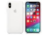 Силиконовый чехол для iPhone XS, Белый