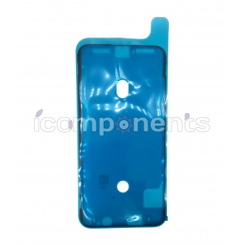 iPhone XS - проклейка для дисплея, черная