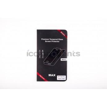 Противоударное стекло 3D MAX white для iPhone 6/6S