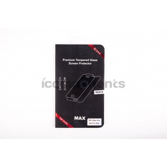 Противоударное стекло 3D MAX black для iPhone 7+/8+