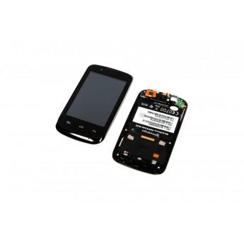 Дисплей с тачскрином (Модуль) Prestigio MultiPhone 3540 DUO Black (Original)