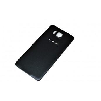 Задняя крышка Samsung Galaxy Alpha G850 Black