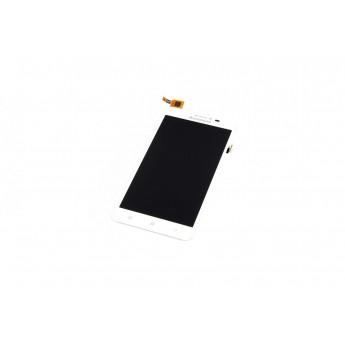 Дисплей с тачскрином (Модуль) Lenovo S850 White
