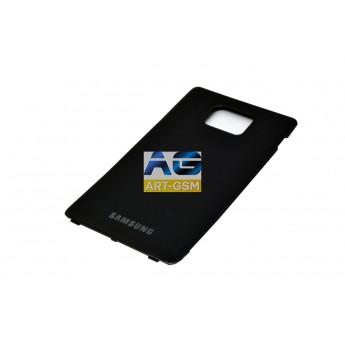 Задняя крышка Samsung i9100 Black
