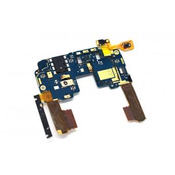 Шлейф HTC One mini M4 с аудио разъемом (Original)