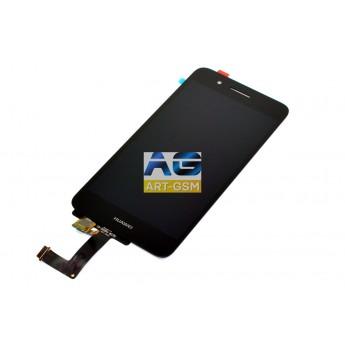 Дисплей с тачскрином (Модуль) Huawei GR3 Black