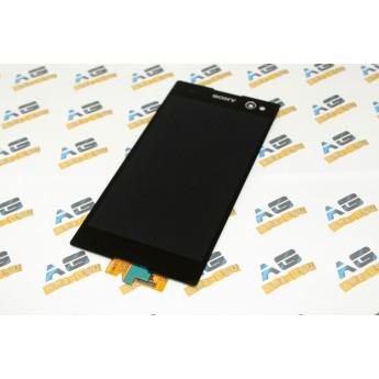 Дисплей с тачскрином (Модуль) SONY Xperia C3 D2502 Black