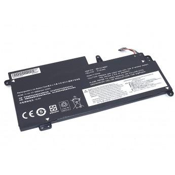 Аккумуляторная батарея для ноутбука Lenovo ThinkPad S2 13 (01AV400-3S1P) 11.4V 42Wh OEM черная