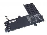 Аккумуляторная батарея для ноутбука Asus E502S (B21N1506-2S1P) 7.6V 32Wh OEM черная