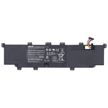 Аккумуляторная батарея для ноутбука Asus PU500CA, S500CA ( C31-X502) 11.1V 44Wh Original
