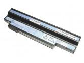 Аккумуляторная батарея для ноутбука Acer Aspire one 532h 533h eMachines350 4400 48Wh Original черная