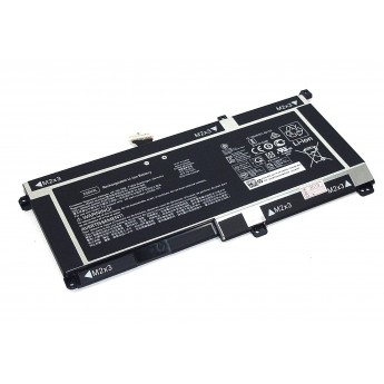 Аккумуляторная батарея для ноутбука HP Zbook Studio x360 G5 (ZG04XL) 15.4V 64Wh Original