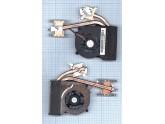 Система охлаждения для ноутбука Sony Vaio VGN-CW