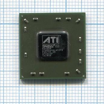 Чип AMD 216MSA4ALA12FG, RS485M