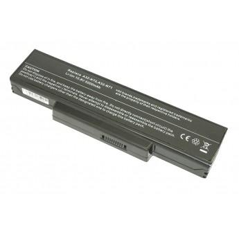 Аккумуляторная батарея для ноутбука Asus K72 5200mAh OEM черная