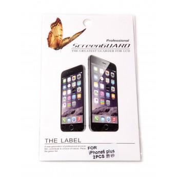 Пленка для iPhone 6+ (матовая)