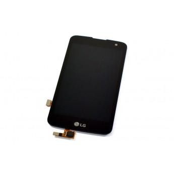 Дисплей с тачскрином (Модуль) LG K120 без рамки Black