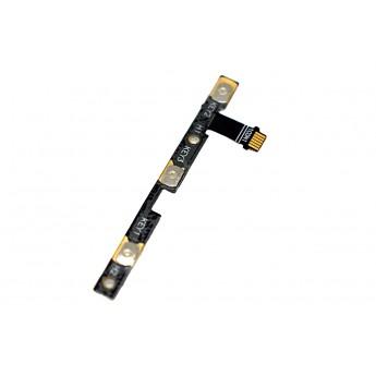Шлейф ASUS ZenFone 3 Laser ZC551KL кнопки громкости и включения