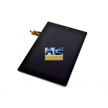 Дисплей с тачскрином (Модуль) Lenovo Yoga 8 Tablet 2 830L Black