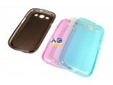 Накладки Samsung Silicon i9300 Galasy S3