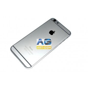 Корпусной часть (Корпус) Apple IPhone 6 Plus боковые кнопки в комплекте Space Gray AAA