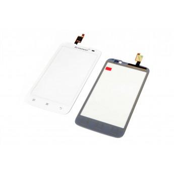 Сенсорное стекло,Тачскрин Lenovo A516 White (Original)