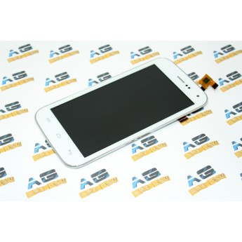 Дисплей с тачскрином (Модуль) EXPLAY A500 / Atlant White (Original)