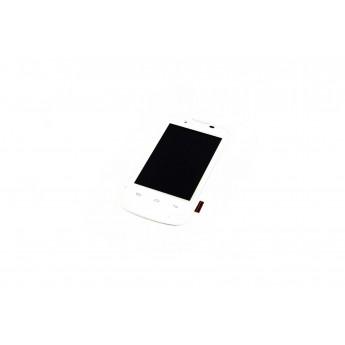 Дисплей с тачскрином (Модуль) Prestigio MultiPhone 3540 DUO White (Original)
