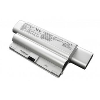 Аккумуляторная батарея для ноутбука Sony Vaio VGN-FZ (VGP-BPS8) 7200mAh OEM серебристая