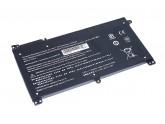 Аккумуляторная батарея для ноутбука HP Pavilion x360 (BI03-3S1P) 11.55V 3400mAh OEM черная