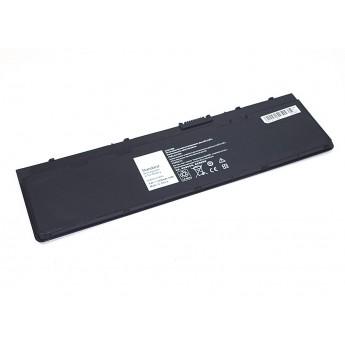 Аккумуляторная батарея для ноутбука Dell E7240-2S2P 7.4V 45Wh черная OEM