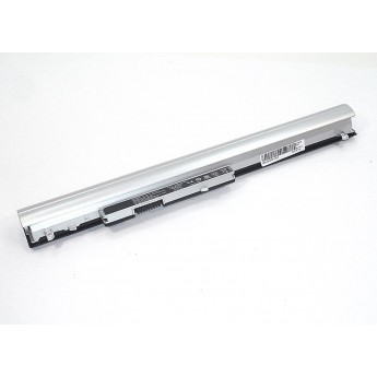 Аккумуляторная батарея для ноутбука HP Pavilion 14 (LA03DF-3S1P) 10.95V 2200mAh OEM серебристая