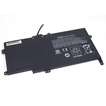 Аккумуляторная батарея для ноутбука HP Envy Sleekbook 6 (EG04) 14.8V 60Wh OEM черная
