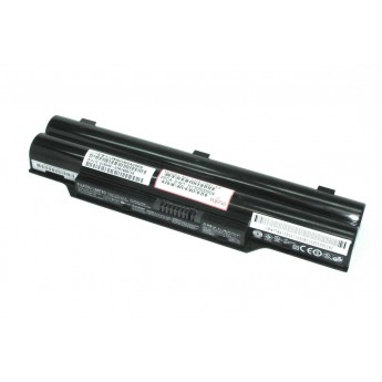 Аккумуляторная батарея для ноутбука Fujitsu Siemens Lifebook A530 48Wh CP477891-01 Original черная