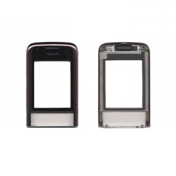 Стекло Nokia 8800 Arte Sapphire защитное стекло дисплея в оправе