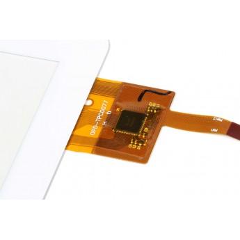 "Сенсорное стекло,Тачскрин 8"" OPD-TPC0077 White (T62)"