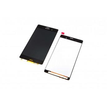 Дисплей с тачскрином (Модуль) SONY Xperia Z4 E6553 Black