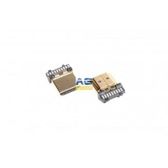 Разъем HDMI папа ( R164 )
