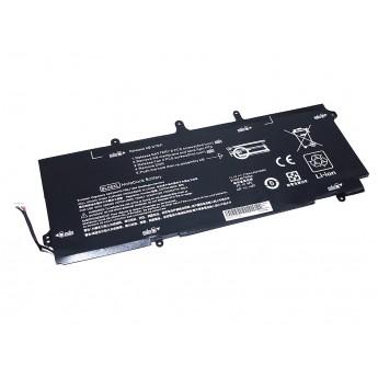 Аккумуляторная батарея для ноутбука HP EliteBook Folio 1040 (BL06-3S2P) 11.1V 42Wh OEM черная
