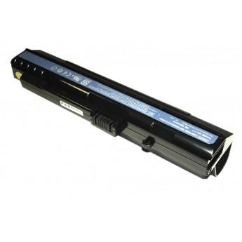 Аккумуляторная батарея для ноутбука Acer Aspire One ZG-5 D150 A110 531h 11.1V 7800mAh OEM черная