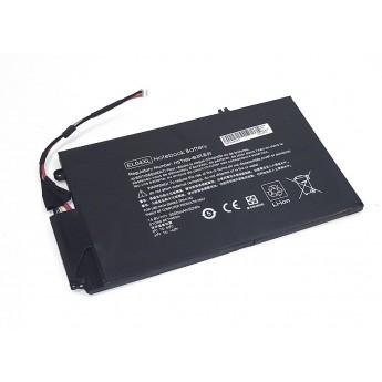 Аккумуляторная батарея для ноутбука HP Envy TouchSmart 4 (EL04XL) 14.8V 52Wh OEM черная