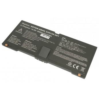 Аккумуляторная батарея для ноутбука HP Compaq ProBook 5330m (HSTNN-DB0H) 41-44Wh OEM черная
