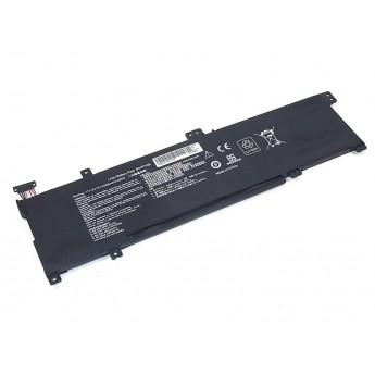 Аккумуляторная батарея для ноутбука Asus K501 (B31N1429-3S1P) 11.4V 48Wh OEM черная