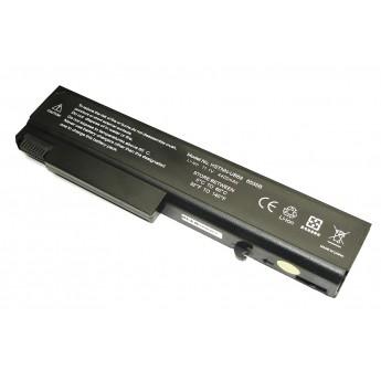 Аккумуляторная батарея для ноутбука HP Compaq 8440p (HSTNN-I44C) 11.1V 5200mAh OEM черная
