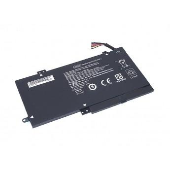 Аккумуляторная батарея для ноутбука HP Pavilion x360 (LE03-3S1P) 11.4V 48Wh OEM черная