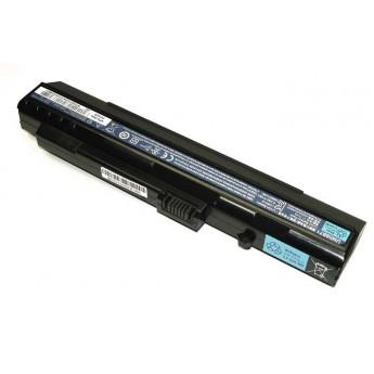 Аккумуляторная батарея для ноутбука Acer Aspire One ZG-5 D150 A110 A150 531h 11.1V 5200mAh OEMчерная