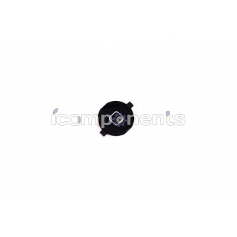 iPhone 4 - кнопка Home (пластик), черная