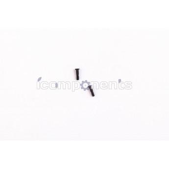 iPhone 5 - нижние винты (2 шт), черные