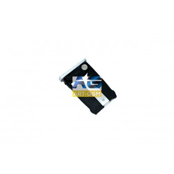 SIM лоток (Держатель сим карты) MOTOROLA XT1100 Nexus 6 Black