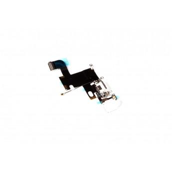 Шлейф Apple iPhone 6 с разъёмом зарядки White ( Original )